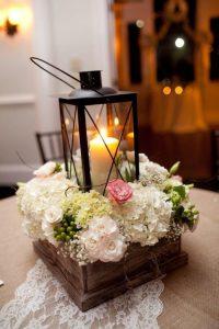 bougies lanterne