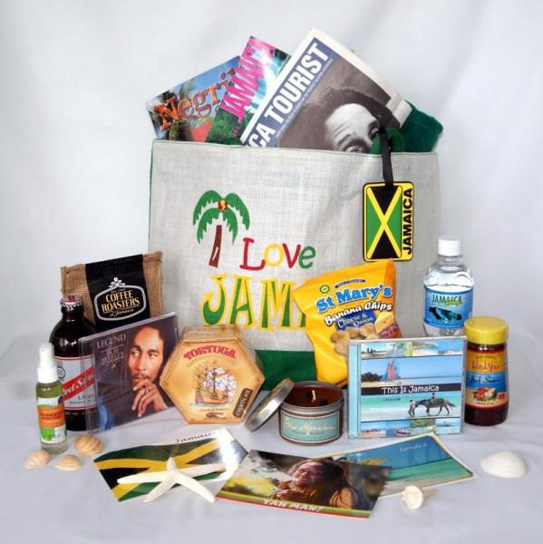 cadeaux invités de mariage de destination tropicale en Jamaïque