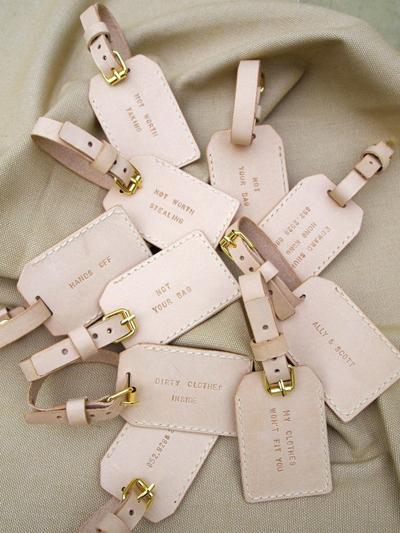 cadeaux invités de mariage de destination