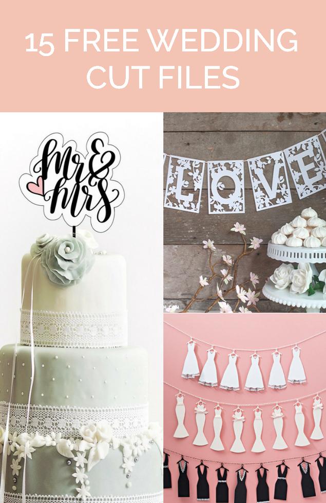 Fichiers de coupe de mariage   Poofycheeks.com