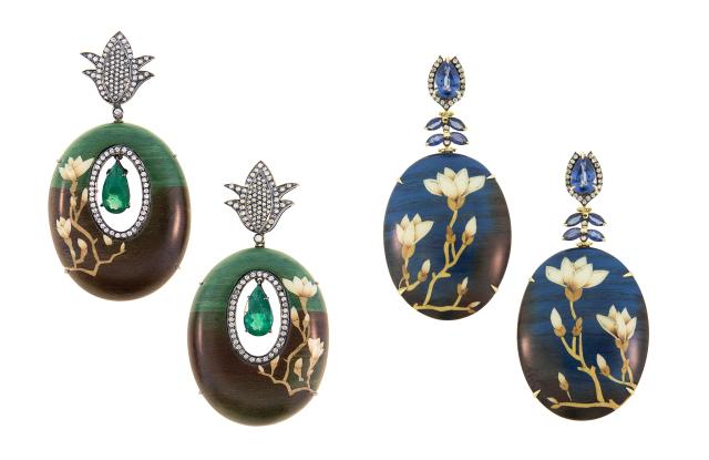 Bijoux de Silvia Furmanovich qui ont été vendus pendant le verrouillage.